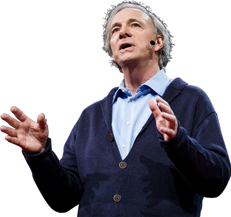 Ray Dalio Speaking At TED