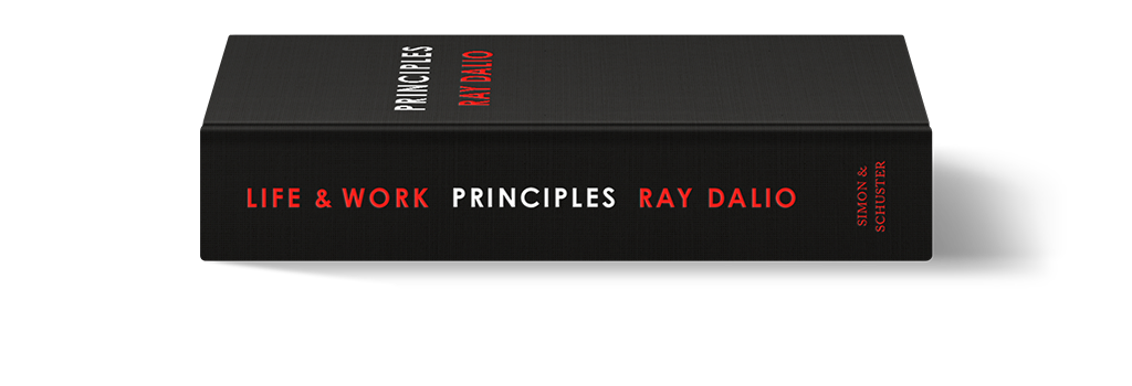 Pre-Order Ray Dalio's Principles Today